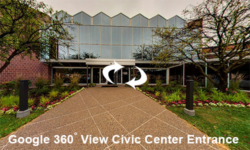 Civic Center Entrance Thumbnail