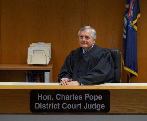 Judge Charles Pope Photo