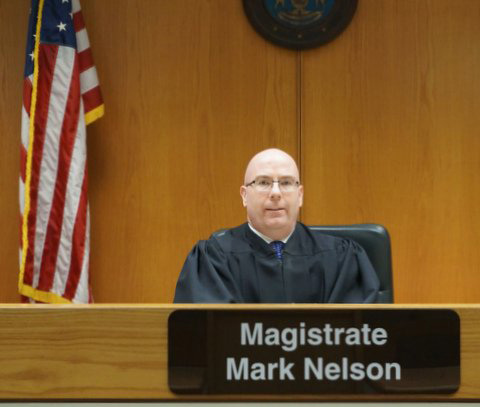 Magistrate Mark Nelson Photo