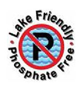 Phosphate Free Product Label Image