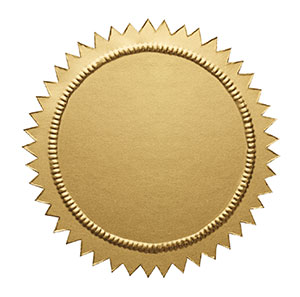 Gold Seal Image