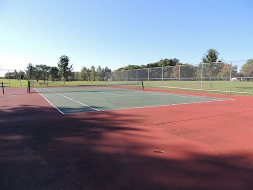 Clubview Tennis Court Photo