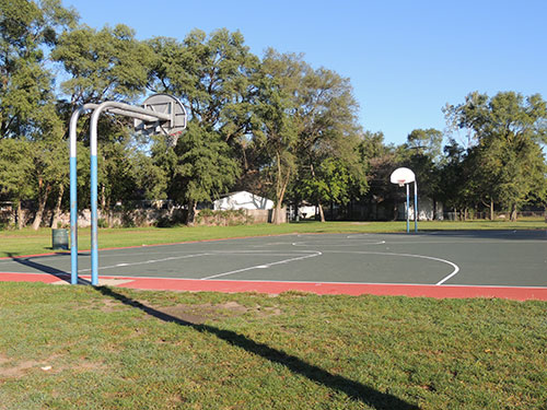 West Willow Basketball Court Photo