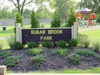 Sugar Brook Park Sign Photo