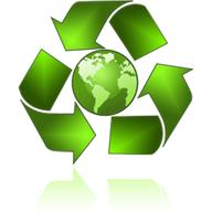 Recycle Symbol Graphic