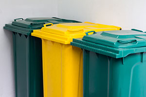 Trash Cans Image